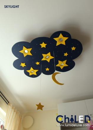 chiled kinderleuchten lumideluxe led lighting design for lifestyle. Black Bedroom Furniture Sets. Home Design Ideas